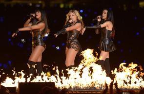 Destiny's Child Beyoncé Super Bowl