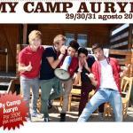 Auryn anuncia un nuevo campamento de verano, 'My Camp Auryn'