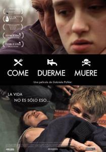 come-duerme-muere-cartel