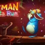 'Rayman Fiesta Run' llega el 7 de noviembre a iOS, Android y Windows Phone