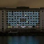 Recrean el Pac-Man más grande del mundo