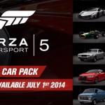 Llega el Hot wheels Car Pack a 'Forza 5'