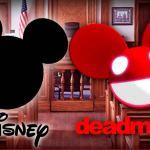 Disney demanda al DJ Deadmau5 por su famoso casco