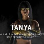 Tanya llega a 'Mortal Kombat X'