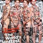 5 Seconds of Summer estrenan el 2016 posando desnudos