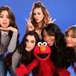 Fifth Harmony canta con Elmo en Barrio Sésamo