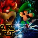 Mezclan el universo de 'Star Wars' con 'Mario Kart' y nace con éxito 'Star Kart'