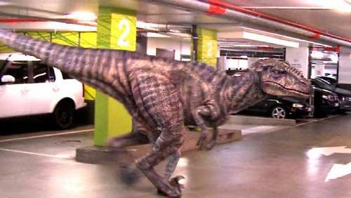 Jurassic-Carpark