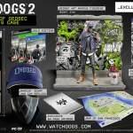 Anunciadas las ediciones coleccionistas de Watch Dogs 2