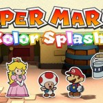 E3 2016: Paper Mario: Color Splash ya tiene fecha