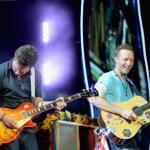 Coldplay invita a Michael J. Fox a tocar la guitarra