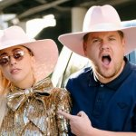 Lady Gaga sube al Carpool Karaoke