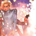 La actuación de Lady Gaga en la Super Bowl