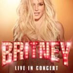 Britney Spears anuncia las primeras fechas de su gira mundial