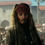 Jack Sparrow se deja ver en el nuevo trailer de  Piratas del Caribe 5