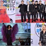 Ganadores de los American Music Awards 2017