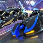 Batman llega por partida doble a Rocket League con el pack DC Super Heroes