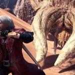 Capcom confirma la colaboración entre Devil May Cry y Monster Hunter World con un trailer de Dante