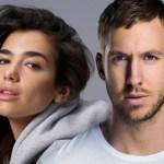 Calvin Harris estrena One Kiss con Dua Lipa