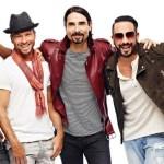 Backstreet Boys vuelve por sorpresa con el videoclip de Don't Go Breaking My Heart