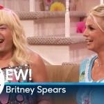 Britney Spears y Jimmy Fallon son las mejores amigas del mundo en Ew!