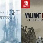 Ubisoft anuncia Valiant Hearts y Child of Light: Ultimate Edition para Nintendo Switch