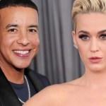 Daddy Yankee hace hablar español a Katy Perry Con Calma Remix
