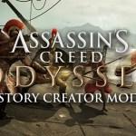 E3 2019: El nuevo modo creador de historias ya está disponible en Assassin's Creed Odyssey