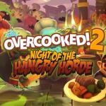 Cocina de miedo con Overcooked! 2 Night Of The Hangry Horde