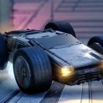 El Delorean llega a GRIP: Combat Racing