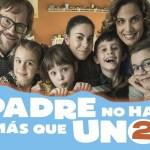 Primer trailer y fecha de estreno de Padre no hay más que uno 2