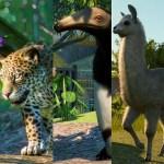 Planet Zoo recibe nuevos animales el 7 de abril