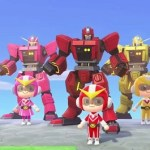 Recrean la cabecera de la serie original de los Power Rangers con Animal Crossing: New Horizons