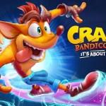 Crash Bandicoot 4: It's About Time llegará el 2 de octubre a PS4 y Xbox One