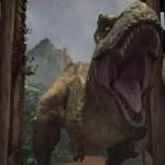 Primer trailer en español y fecha de estreno de Jurassic World: Campamento Cretácico