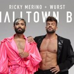 Ricky Merino estrena una nueva versión de Smalltown Boy junto a Conchita Wurst
