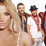 Britney Spears estrena Matches con los Backstreet Boys