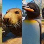 Planet Zoo: Aquatic Pack da la bienvenida al mundo marino