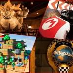Shigeru Miyamoto, padre de Mario, muestra el parque temático Super Nintendo World