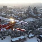 Microsoft Flight Simulator estrena nuevo trailer con unos impresionantes paisajes nevados