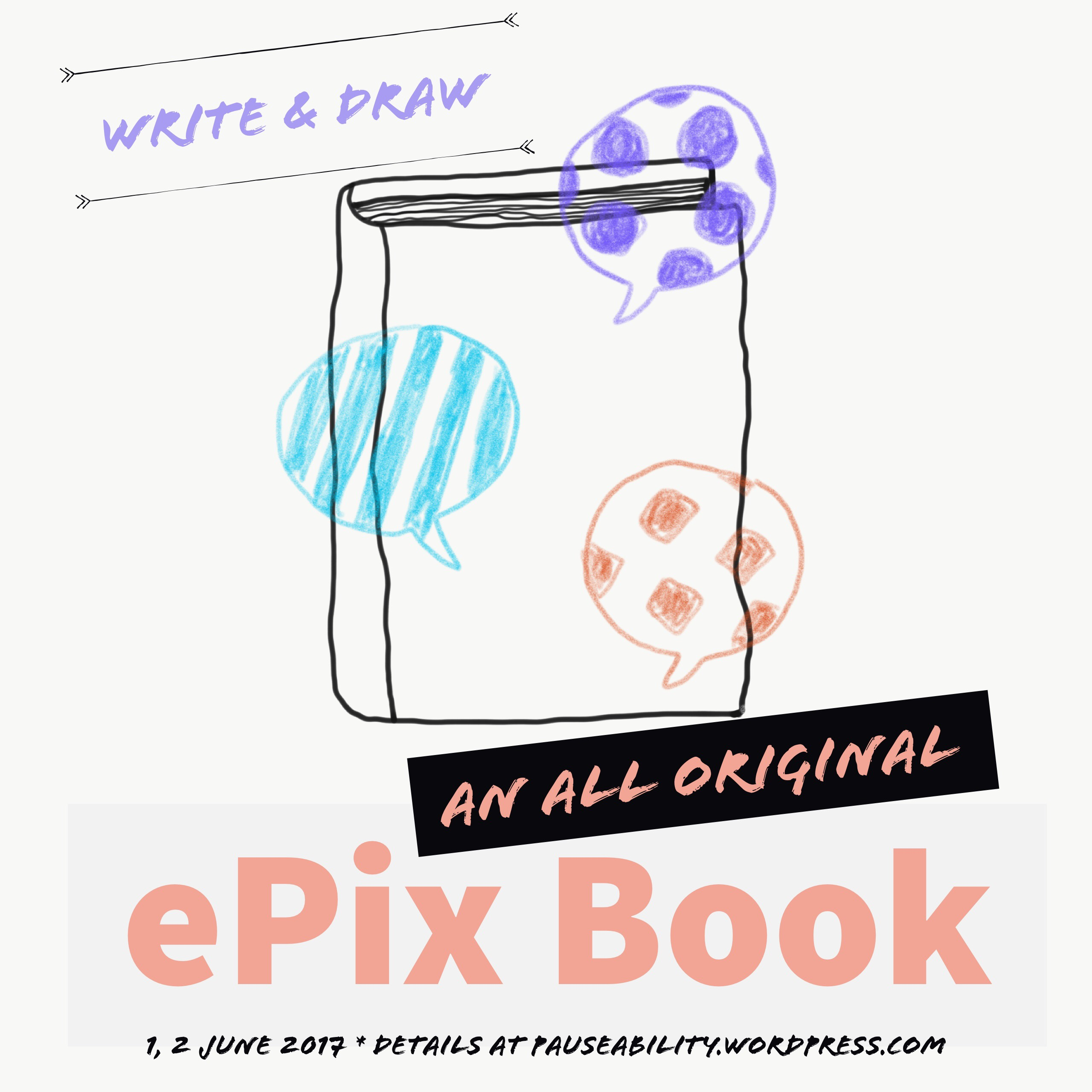 This June: Write & Draw an ePix Book