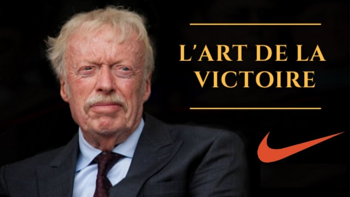 L'art de la victoire de Phil Knight