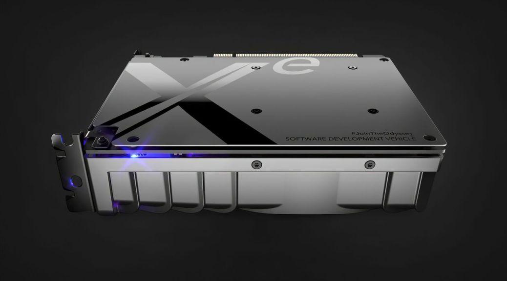 GPU Intel Xe DG1