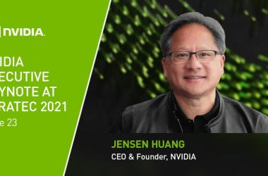 NVIDIA-Jensen-Huang-Teratec2021