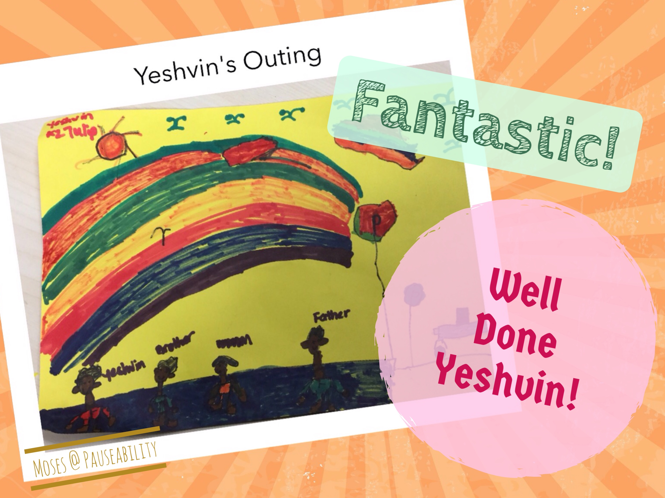 Yeshvin's Outing