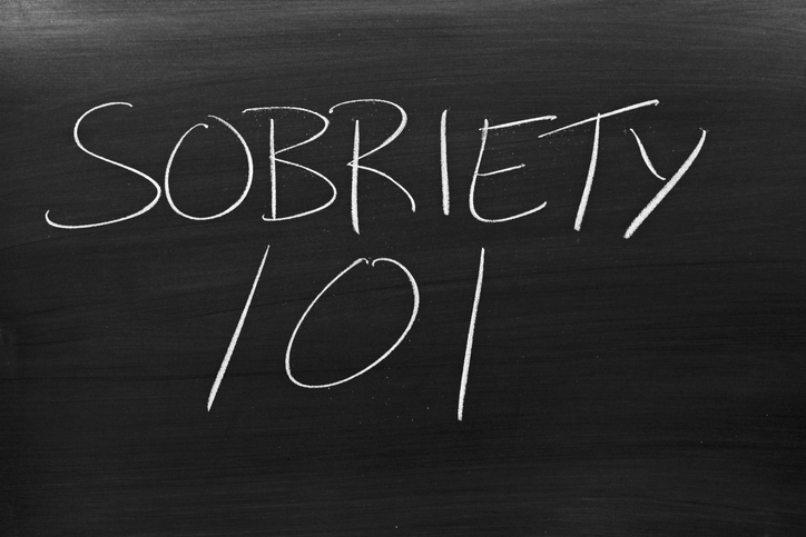 Three Things You Need to Get Sober
