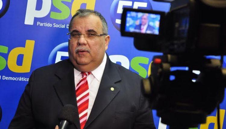 PSD recebe novos filiados nesta quinta-feira; entre eles um senador e um ex-deputado federal