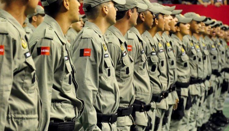 Com mil vagas, concurso da Polícia e Bombeiro Militar da PB será apresentado nesta sexta