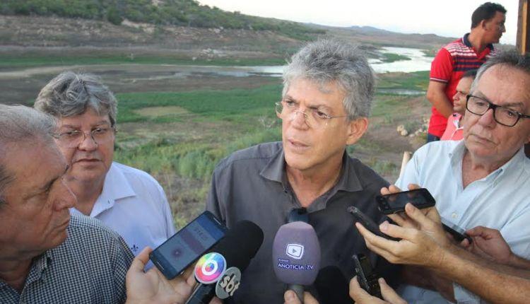 Ricardo autoriza pavimentação da rodovia que liga Pilar a Itabaiana