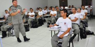 Candidatos do CFO 2019 da Polícia Militar deverão realizar inscrição no Enem